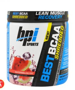 BPI Sports, Best BCAA Shredded, Watermelon Ice