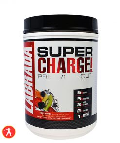Labrada Nutrition Super Charge! Pre-Workout 25Servings